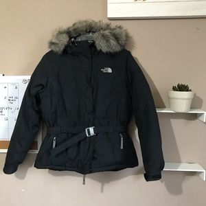 North Face Greenland Goose Down HyVent Jacket